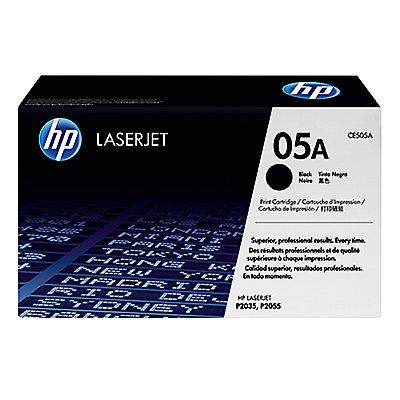 HP Toner CE505A 05A 2.300Seiten schwarz