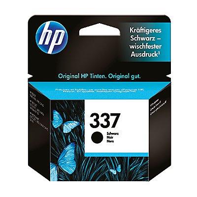 HP Tintenpatrone C9364EE#UUS Nr.337 11ml schwarz