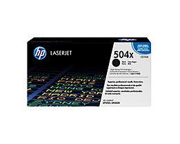 HP Toner CE250X 504X 10.500Seiten schwarz