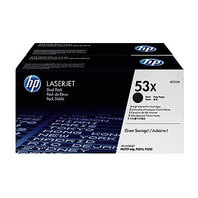 HP Toner  53X 7.000Seiten schwarz