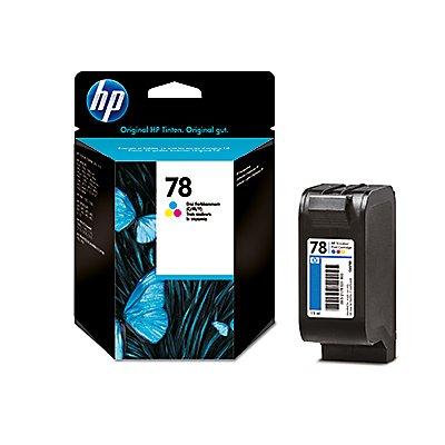 HP Tintenpatrone C6578D Nr.78 560Seiten 19ml c/m/y