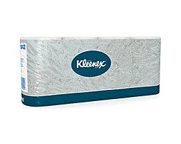 Kleenex Toilettenpapier 8442 2lagig 350Blatt weiß 8 Rl./Pack.