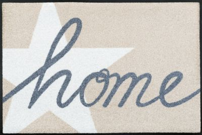 Matte Home Star - von wash and dry