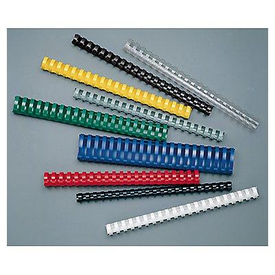 GBC Plastikbinderücken DIN A4 10mm 100 St./Pack.