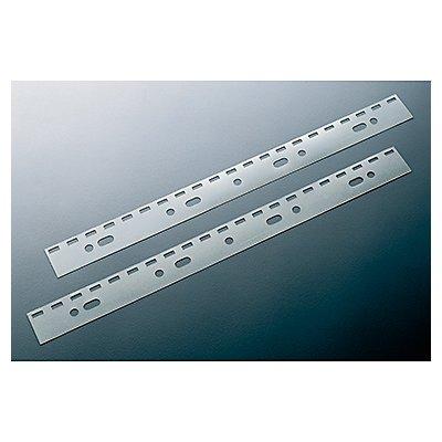 GBC Einhängeheftstreifen Polystrip IB195020 DIN A4 100 St./Pack.