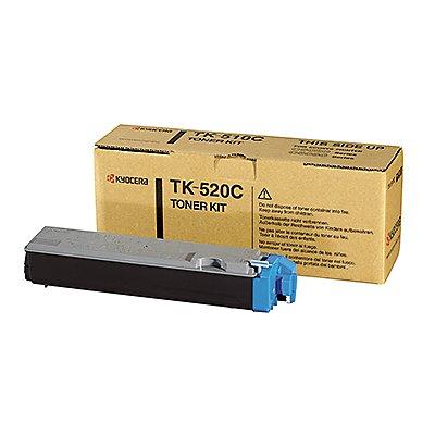 Kyocera Toner TK520C 1T02HJCEU0 4.000Seiten cyan