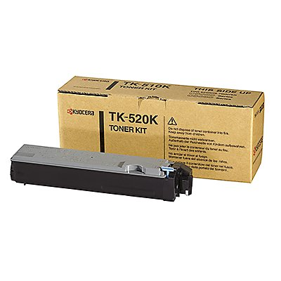 Kyocera Toner TK520K 1T02HJ0EU0 6.000Seiten schwarz