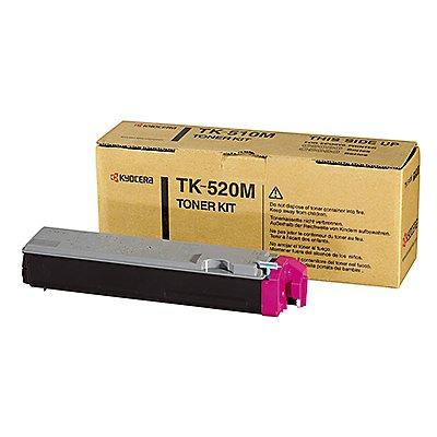 Kyocera Toner TK520M 1T02HJBEU0 4.000Seiten magenta