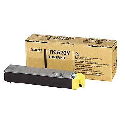 Kyocera Toner TK520Y 1T02HJAEU0 4.000Seiten gelb