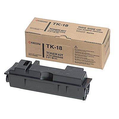 KYOCERA Toner TK18 1T02FM0EU0 7.200Seiten schwarz