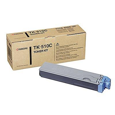 KYOCERA Toner TK510C 1T02F3CEU0 8.000Seiten cyan