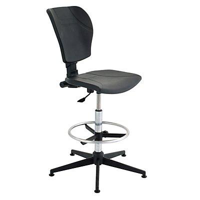Komfort-Arbeitsdrehstuhl