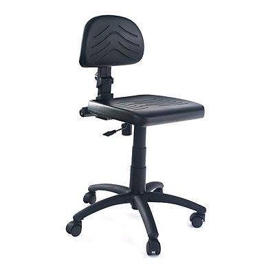 PU-Bürostuhl