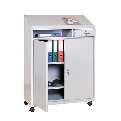 Universal-Werkstattschrank | Abschließbar | HxBxT 195 x 95 x 60 cm