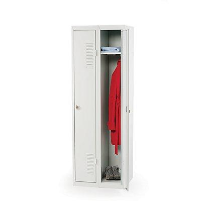 Geschweißter Garderobenschrank aus Metall