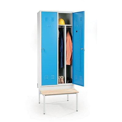 Geschweißter Garderobenschrank