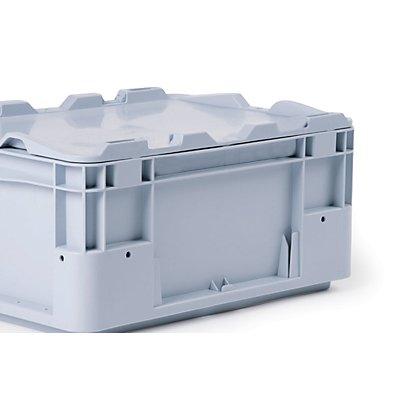 Industriebehälter aus Polypropylen | HxBxT 120 x 200 x 300 cm