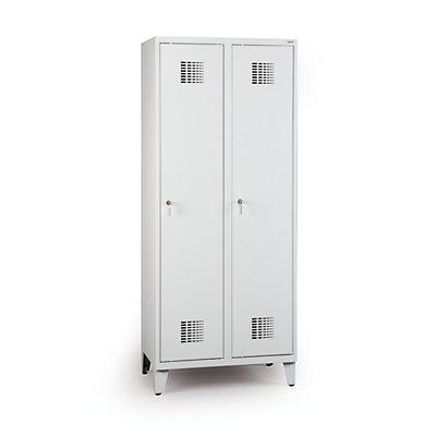 Z-Garderobenschrank | HxBxT 180 x 80 x 50 cm