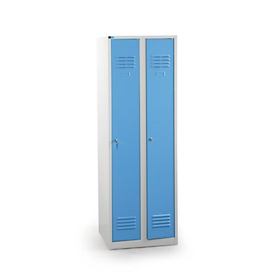 Geschweißter Garderobenschrank | 180 x 80 x 50 cm