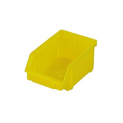 Polypropylen-Sichtlagerkästen | 60 Stück | HxBxT 56 x 77 x 119 mm