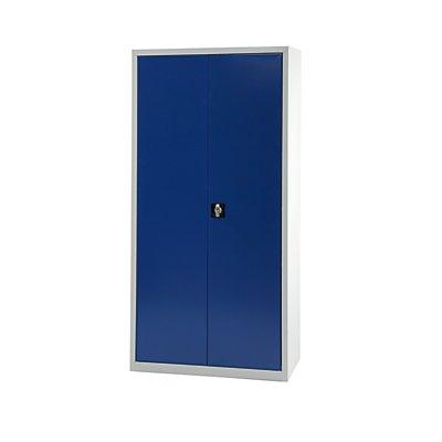 Modul-Werkstattschrank | 4 Fachböden | HxBxT 195 x 95 x 50 cm