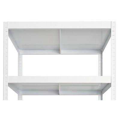 Mehrzweck-Stahlregal | HxBxT 1800 x 900 x 400 mm