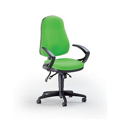 Bürostuhl Offix | Mit ergonomischen Armlehnen