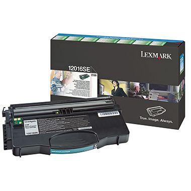 Lexmark Toner 12016SE 2.000Seiten schwarz