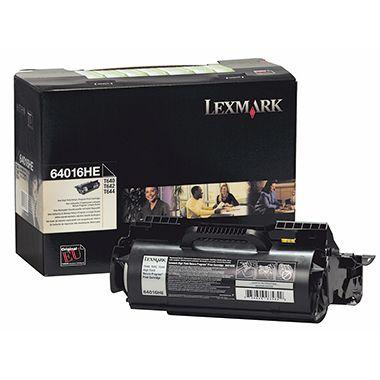 Lexmark Toner 64016HE 21.000Seiten schwarz