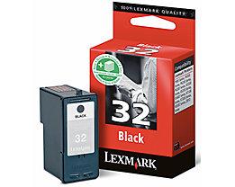 Lexmark Tintenpatrone 18CX032E 32 200Seiten schwarz