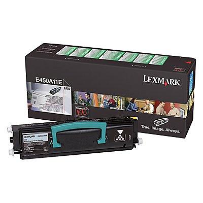 Lexmark Toner E250A11E 3.500Seiten schwarz