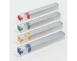 Leitz Heftklammerkassette K6 55910000 verzinkt 5x210 St./Pack.