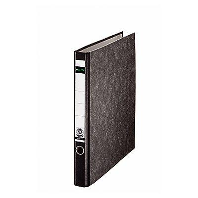 Leitz Ordner 10400000 DIN A4 35mm Pappe schwarz