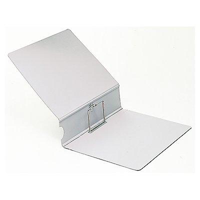 Leitz Archivordner 11900000 DIN A4 75mm Steckmechanik Lederpappe grau