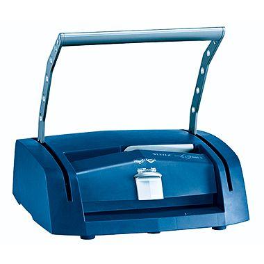 Leitz Buchbindegerät impressBIND 280 73880000 DIN A4 blau/silber