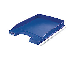 Leitz Briefablage Flach Plus DIN A4 stapelbar PS