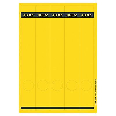 Leitz Ordneretikett lang/schmal Papier 125 St./Pack.