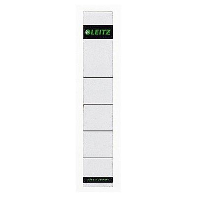 Leitz Einsteckrückenschild 16080085 kurz/schmal Karton gr 10 St./Pack.