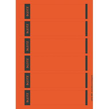 Leitz Ordneretikett kurz/schmal Papier 150 St./Pack.