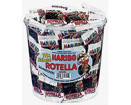 HARIBO Lakritz Rotella 721243 Minibeutel 100 St./Pack.