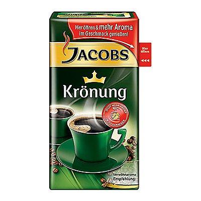 Jacobs Kaffee Krönung 1004 gemahlen 500g