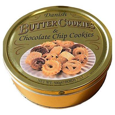 Lekkerland Gebäckmischung Dänische Butter-Cookies 042544 500g