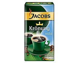 Jacobs Kaffee Krönung mild 21913 gemahlen 500g