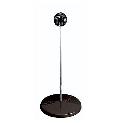 MAUL Zettelspießer M3201990 17 x 8,5cm Metall/Edelstahl schwarz