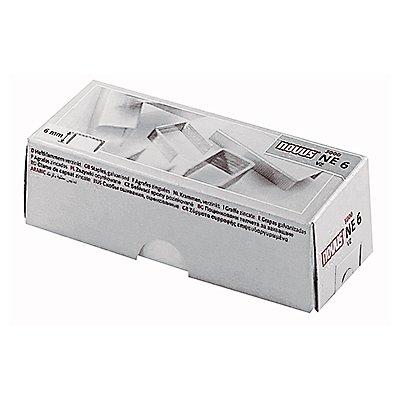 NOVUS Heftklammer NE 6 042-0000 verzinkt 5.000 St./Pack.