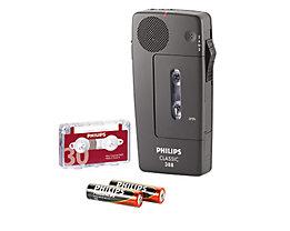 Philips Diktiergerät Pocket Memo 388 Classic LFH0388/00B schwarz