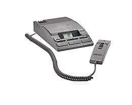 Philips Diktierset LFH0725/20 für Mini-Kassette schwarz