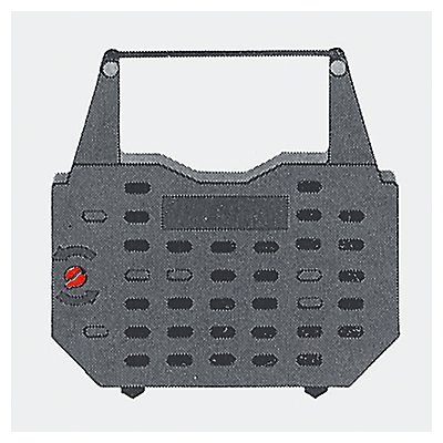 Pelikan Farbband 519793 Gr.177C wie Olivetti ETP 55 schwarz