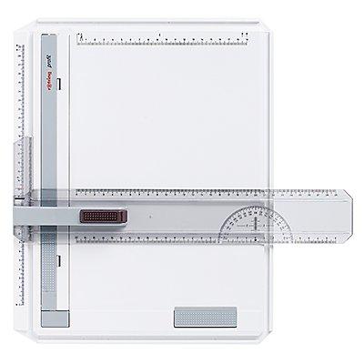 rotring Zeichenplatte Profil  DIN  hellgrau