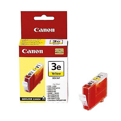 Canon Tintenpatrone BCI3EY 4482A002 13ml gelb